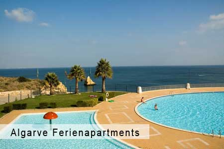 Algarve Ferienappartments in Portugal