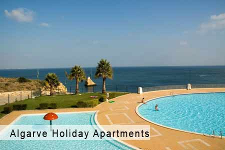 Algarve holiday appartments in Portugal