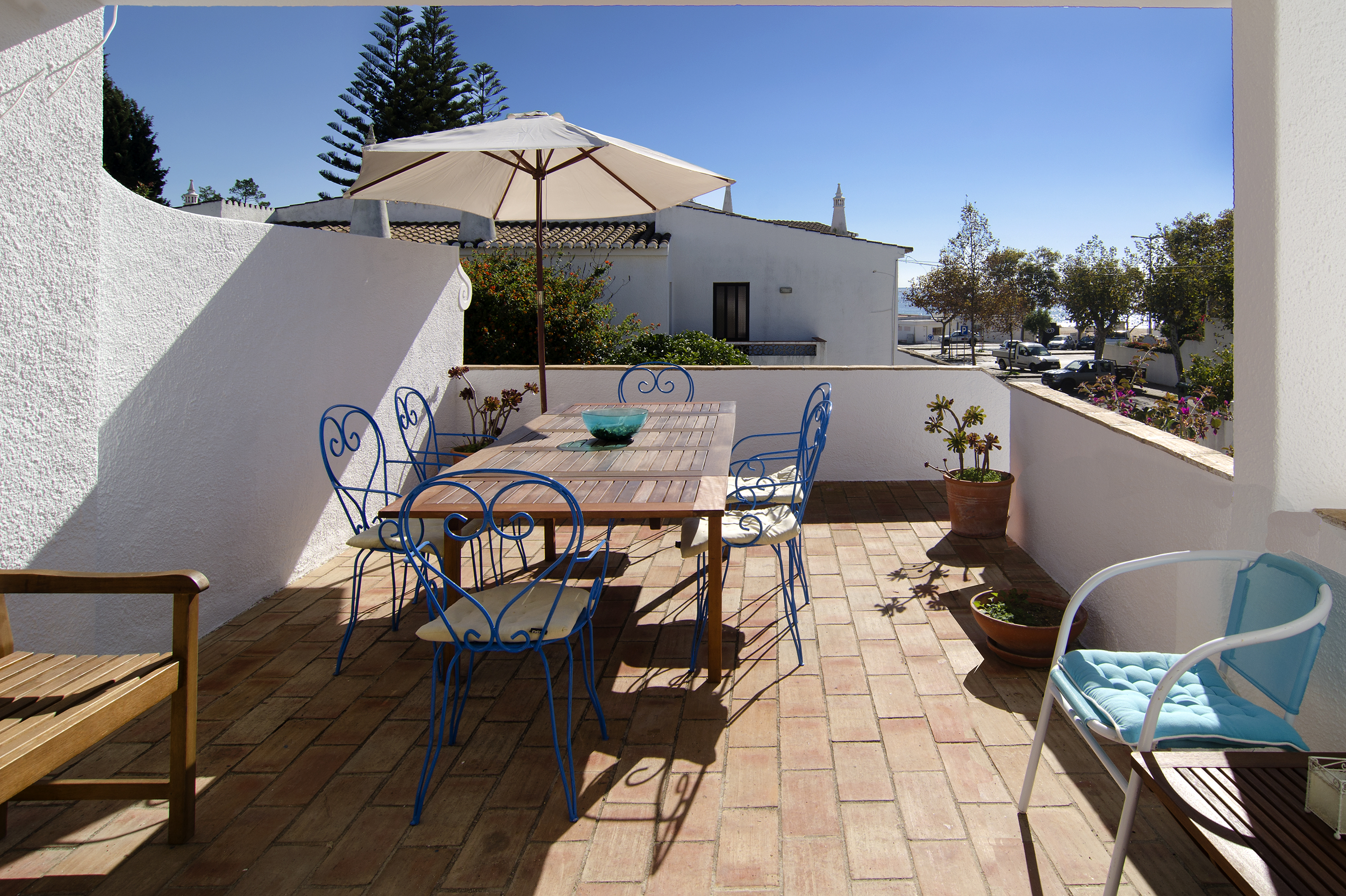 604 Casa Cantagallo, sleeps 6, historic center Lagos, walking distance beach, sea views, Algarve, Portugal